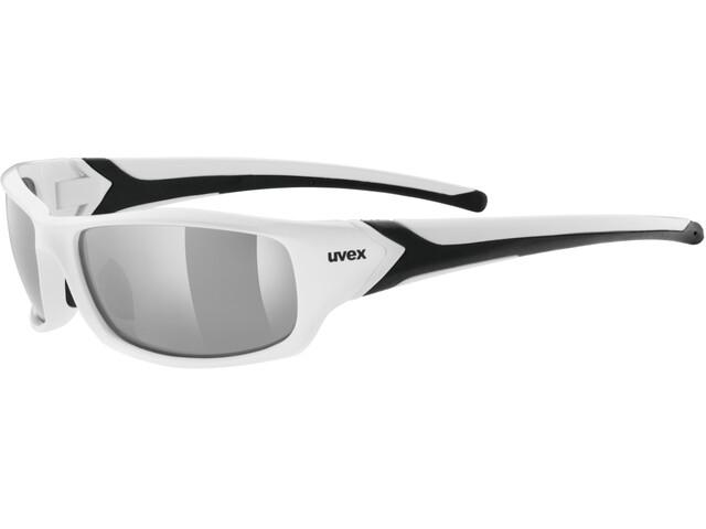 UVEX Sportstyle 211 Pola Cykelglasögon vit